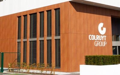 Colruyt Group is investing in circular building methods and materials
