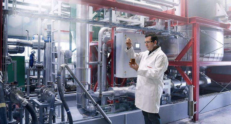 Conversion of polyurethane foam wastes to polyols